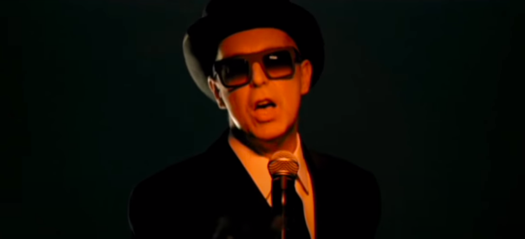 Pet Shop Boys Perform New Version Of West End Girls At Pride Event